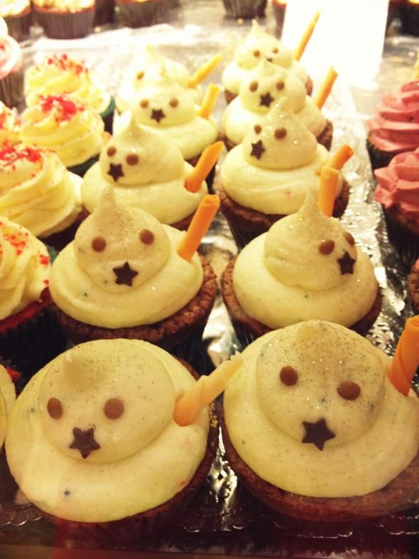cupcake Visiter Londres
