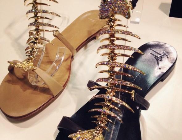 giuseppe zanotti chaussures de luxe
