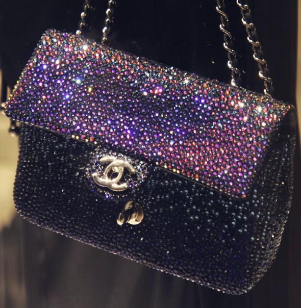 vitrine Chanel