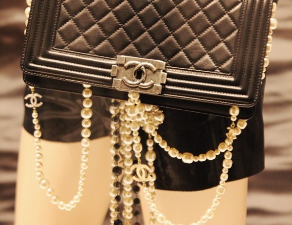 Le boy flap bag Chanel