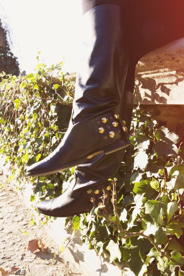 Gucci babuska babouska boots flats black noir bottes_effected-001