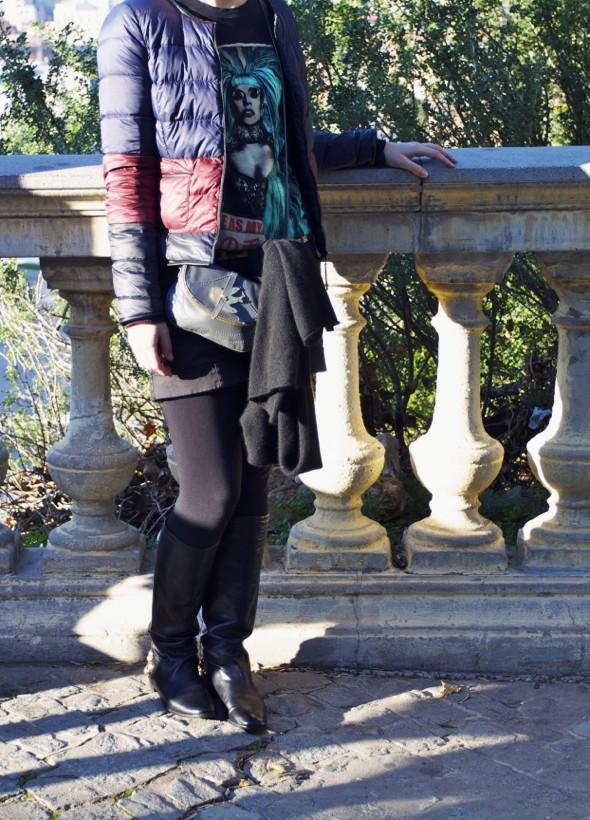 Les bottes gucci babouska bowsome i le blog mode qui - Doudoune plume comptoir des cotonniers ...