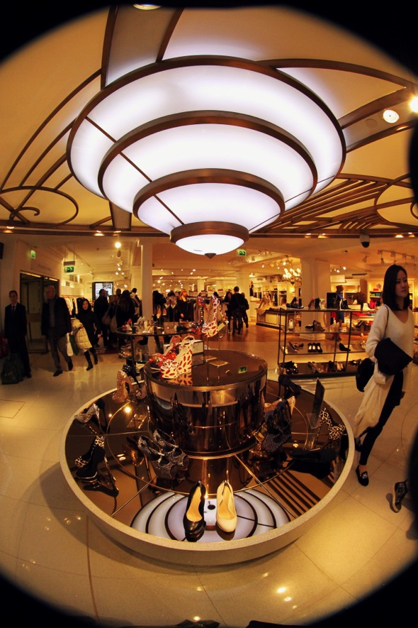 grand magasin londres