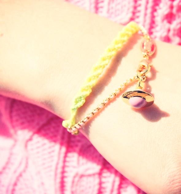 vivienne westwood bracelet orb_effected
