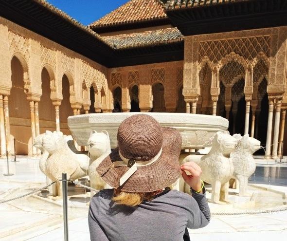alhambra granada capeline__effected copie