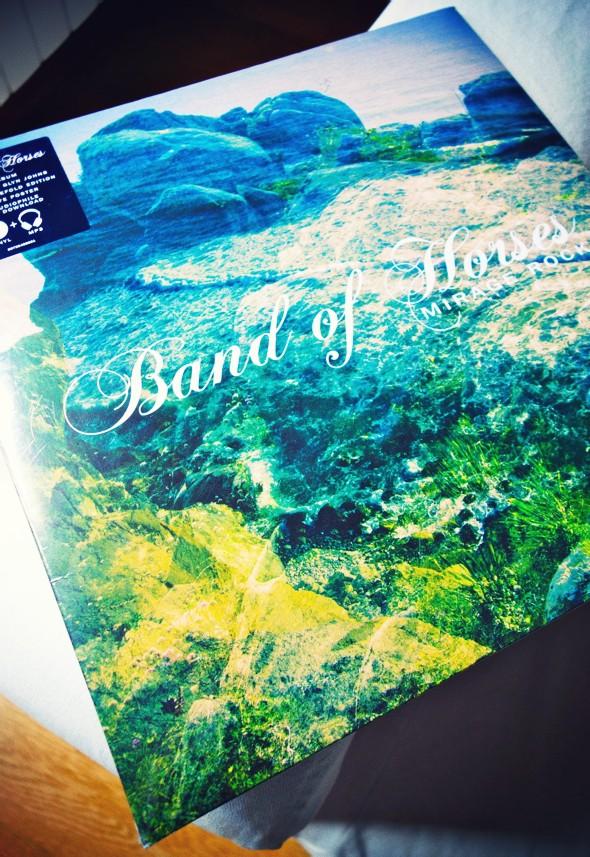 -mirage rock band of horses vinyl cd disc_effected