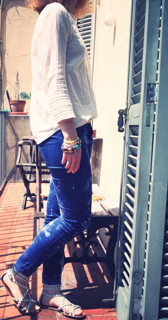 tenue pantalon