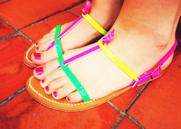 k jacques fluo sandales shoes chaussures_effected-002