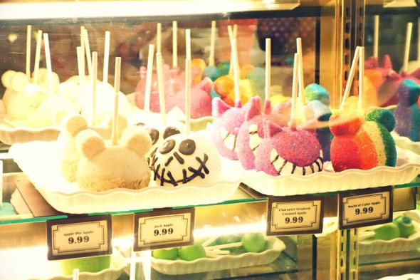 -candies pastries disneyland anaheim california chocolate_effected