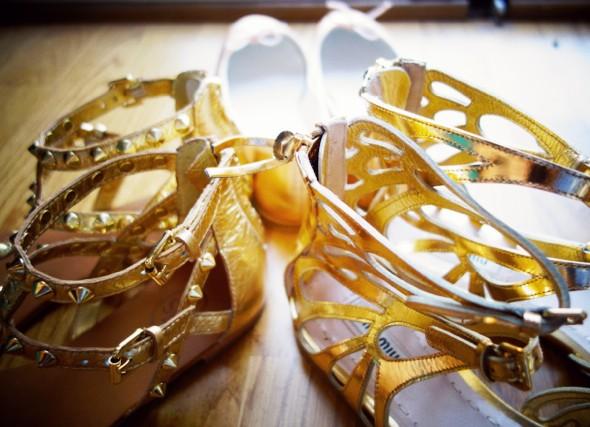 __shoes chaussures zapatos miu miu capretto ash malibu repetto rich or oro gold_effected