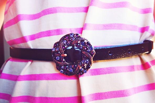 -belt ceinture cuir asos black & brown london swarovksi_effected