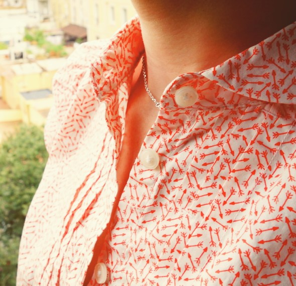_Levis blouse arrows massimo dutti duti belt ceinture cinturon short jean denim shorts naf naf repetto or doré cendrillon bb ballerines_effected