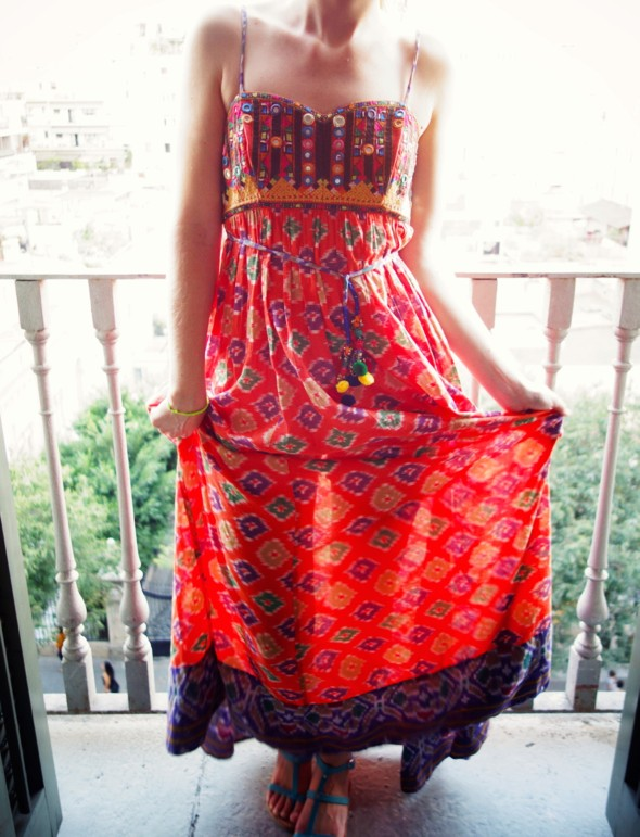 _gypsy dress ralph lauren by robe maxi longue_effected