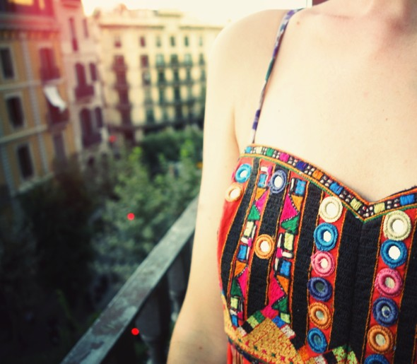 -_gypsy dress ralph lauren by robe maxi longue_effected