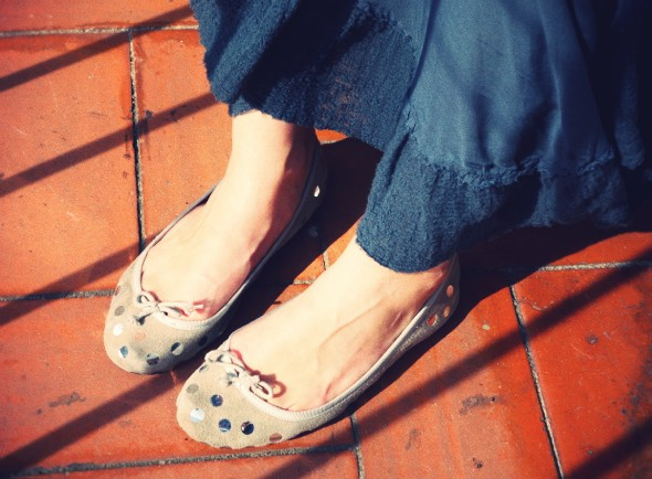 repetto ballerines shoes plumetis _effected
