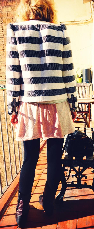 --veste jacket zara stripes grey black 2013_effected-001