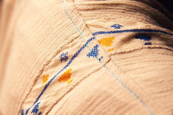 detail robe