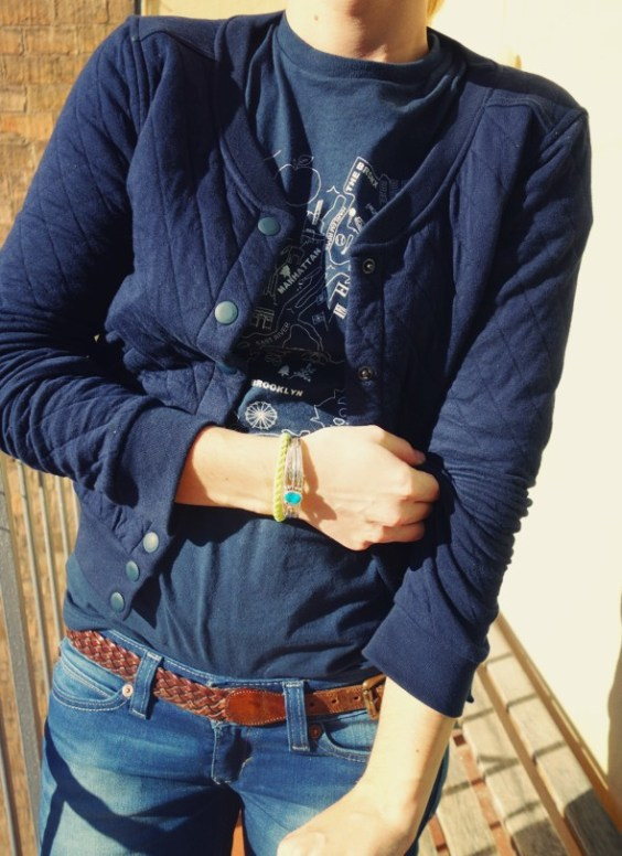 --outfit maptote shirt new york levi's jeans zara kids boots bottines petit bateau veste _effected