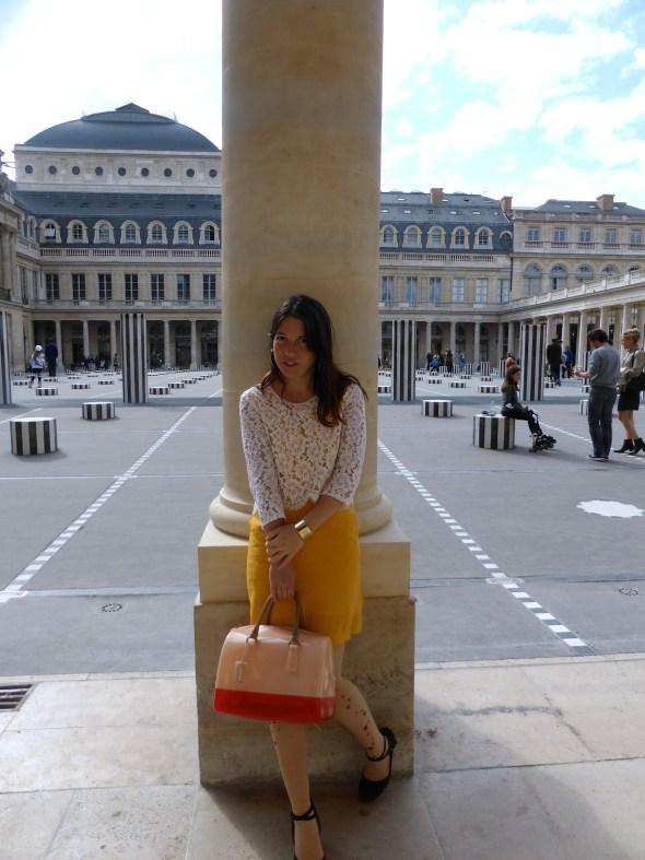 colonnes de buren paris