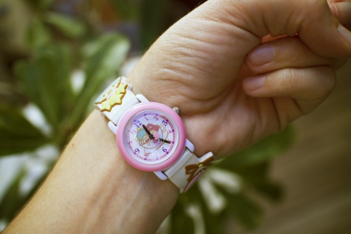 little_twin_stars_watch_montre_sanrio_effected