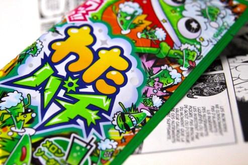 bonbons japonais
