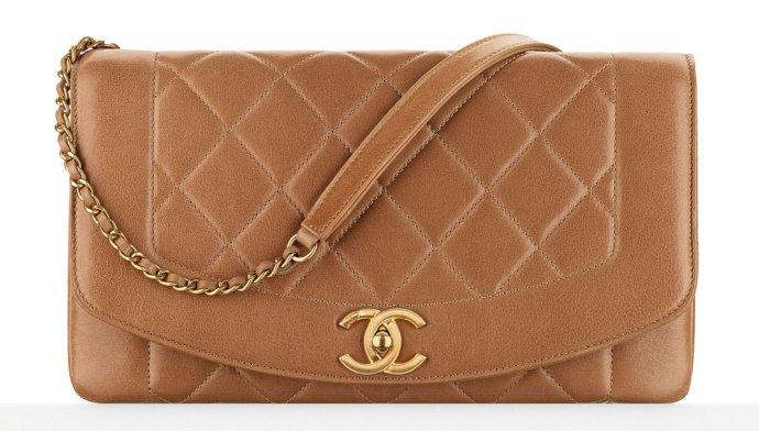 Acheter un sac Chanel Diana Vintage
