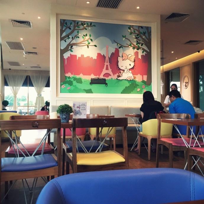 decoration cafe