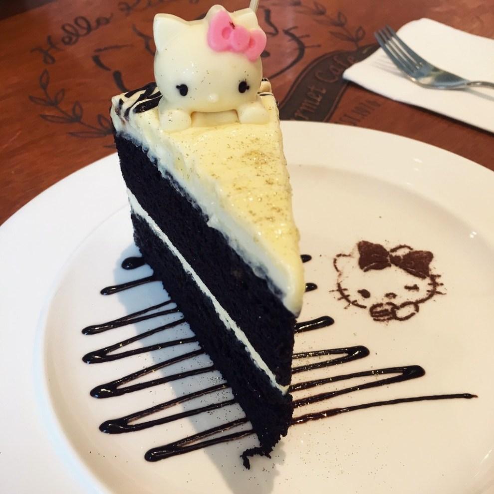 patisserie Hello Kitty