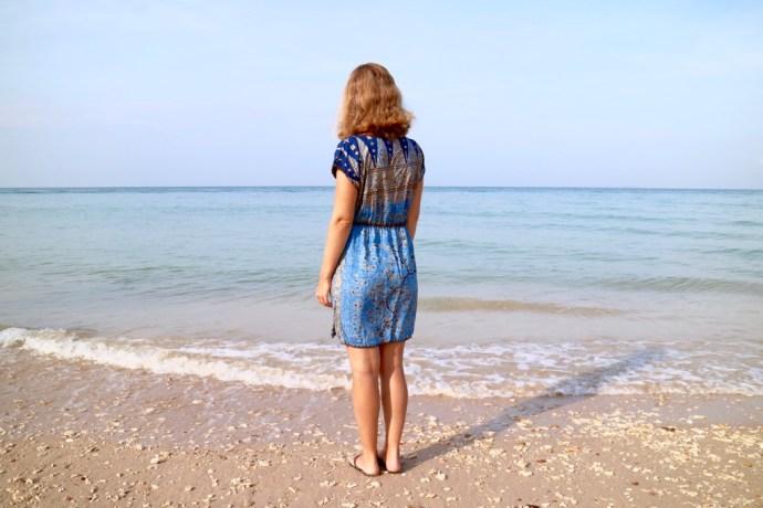 robe de plage pas chere