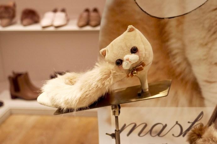 Chaussures chats Shibuya 109