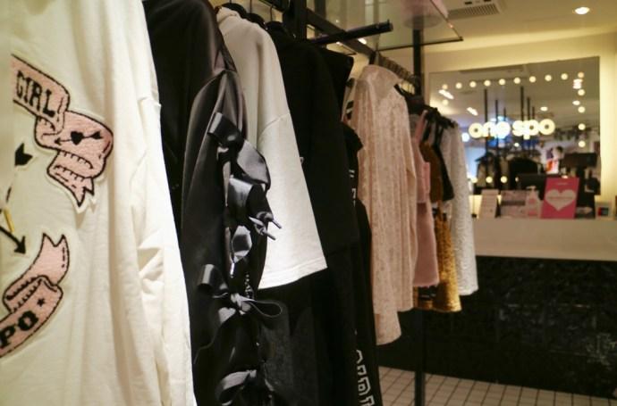One spo boutique Shibuya 109