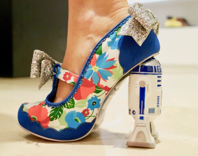 chaussures Irregular Choice Phenomenal Star Wars collection