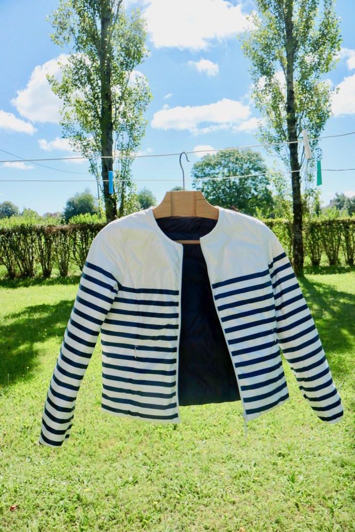 puffer jacket comptoir des cotonniers uniqlo