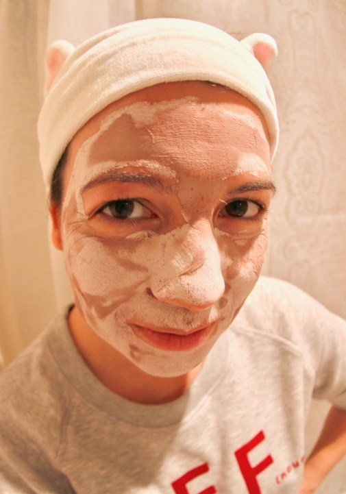avis masque de beaute