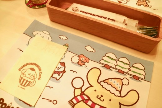 set table sanrio