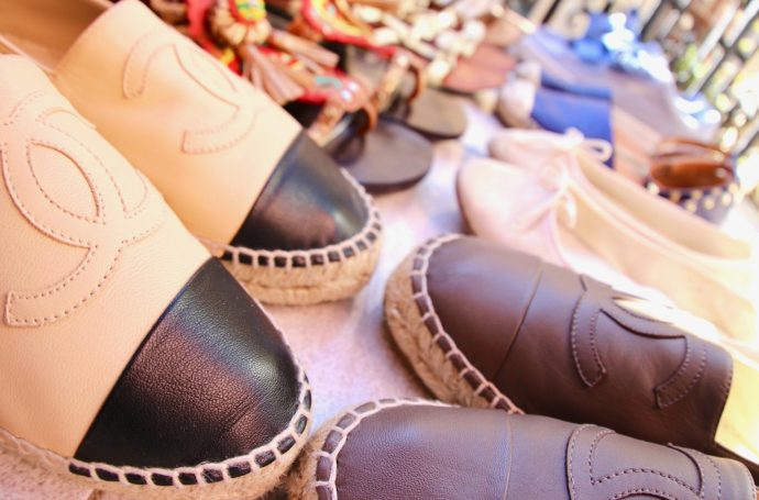 chaussures blogueuse mode