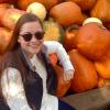 Pumpkins & Cable Knit