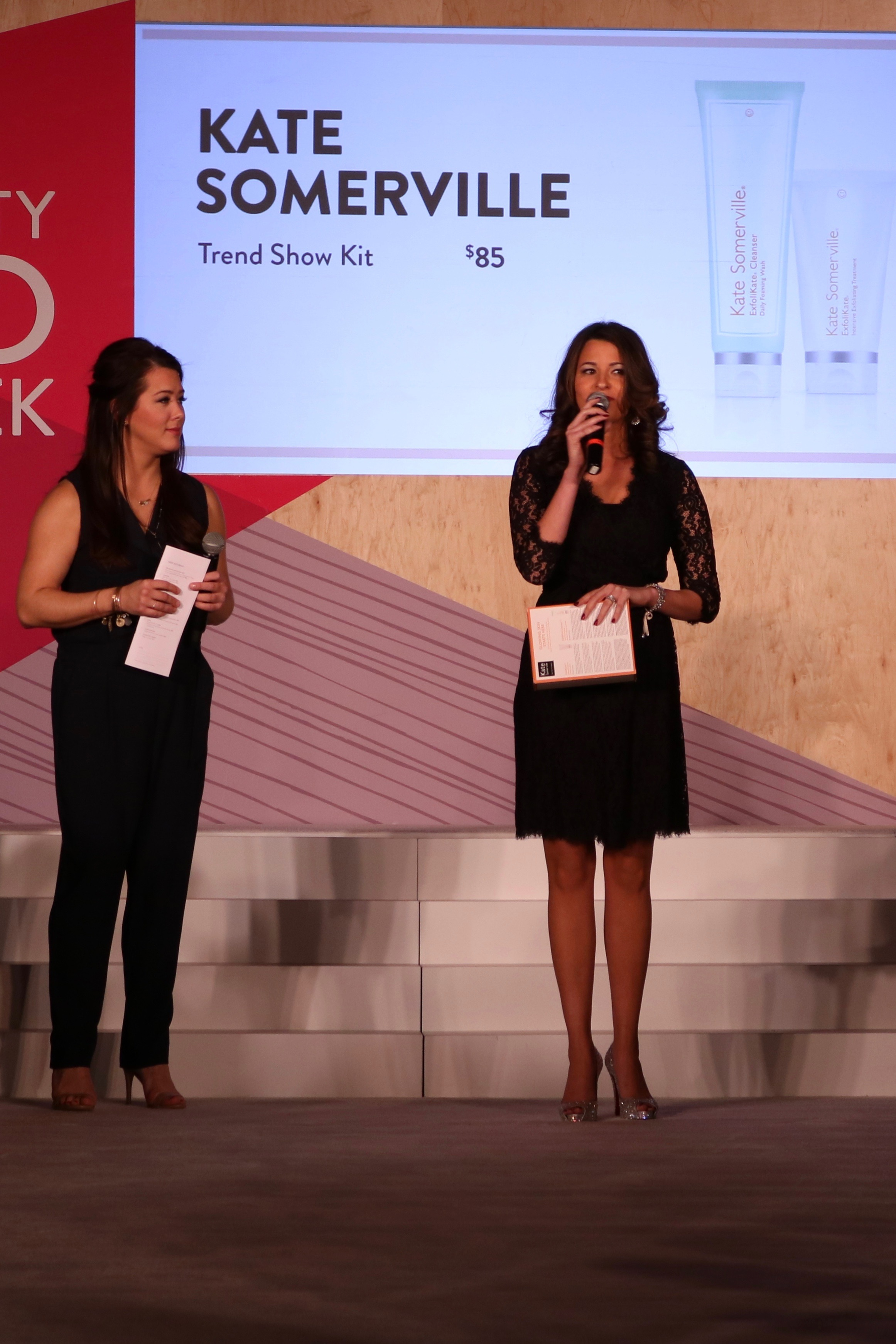 Kate Somerville Nordstrom Beauty Trend Show 2016 Spring Bowtiful Life 15