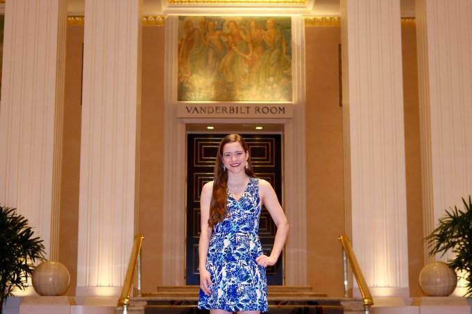 Waldorf Astoria New York Lobby Bowtiful Life