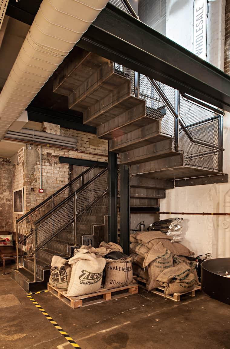 Ozone Coffee Roasters Box 9 Design Ltd