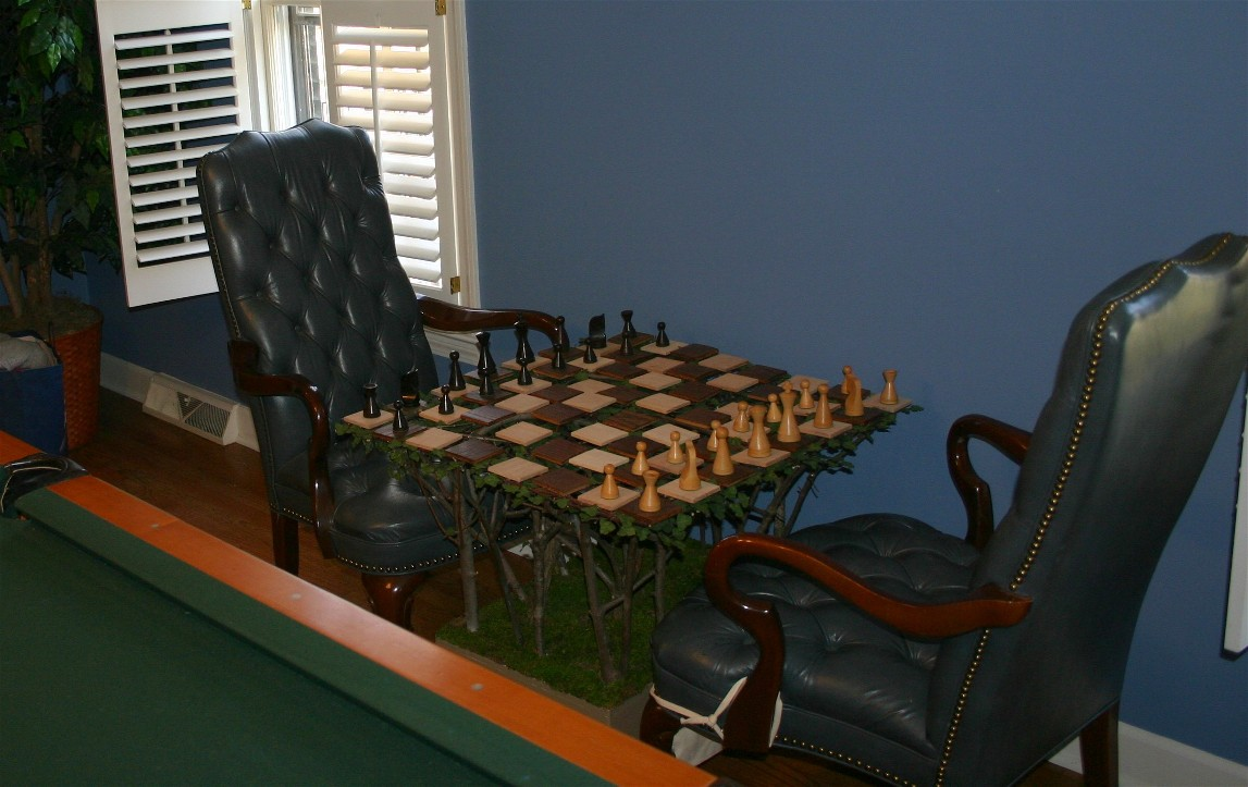Keith's Chess table 1