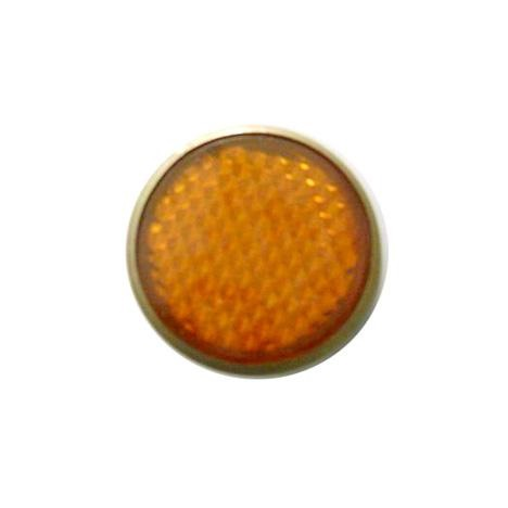 Катафот металлический (желтый)