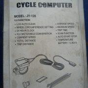 Велокомпьютер JY-128