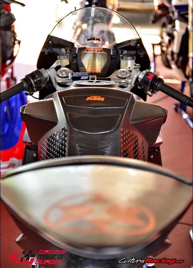 Cursos y tandas para motos