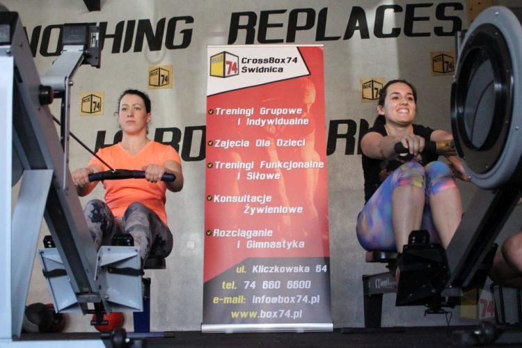 ergometr siłownia świdnica trening personalny box74pl