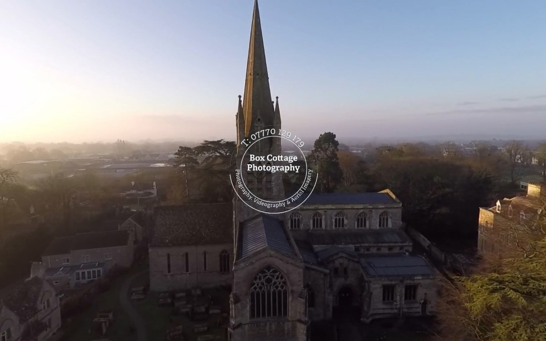 Aerial Photographs Witney
