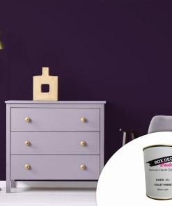 Peinture meuble bois aspect velours Aqua bois - 750 ml