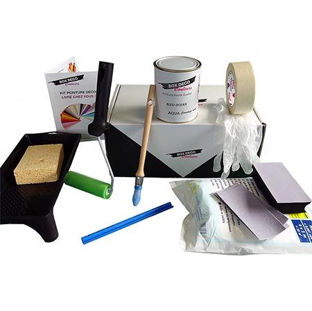box peinture carrelage