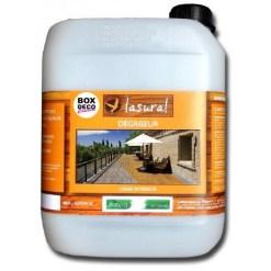 Dégriseur Naturelle Bois extérieur Bio Lasural NATURA- Produit d'entretien pour terrasse écologique - 20L