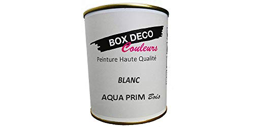 Primaire meuble bois acrylique Aqua Prim Bois - 750 ml